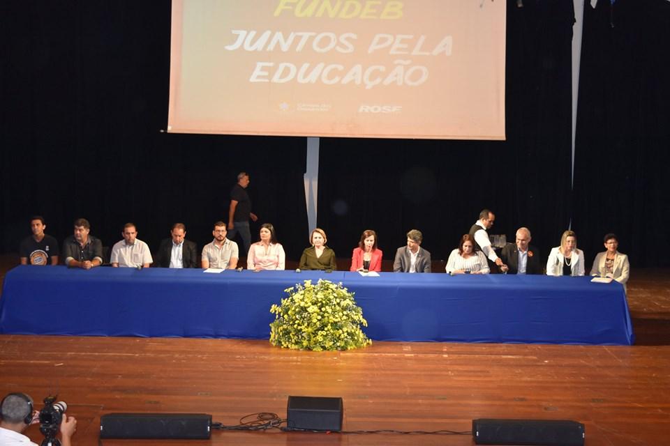 Novo Fundeb: Seminário defende a manutenção da principal fonte de financiamento da educação básica brasileira