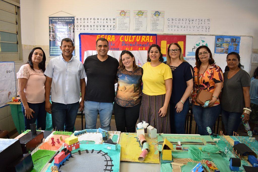 ACP prestigia Mostra Cultural da EM Antônio Lopes Lins