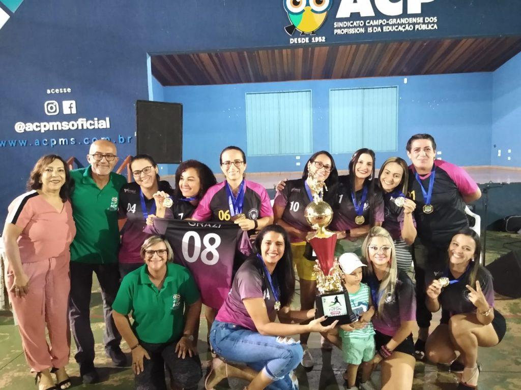 ACP celebra esporte e lazer em noite de premiação
