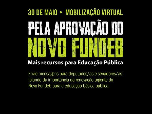 CNTE prepara campanha de sensibilização para que parlamentares votem o Fundeb