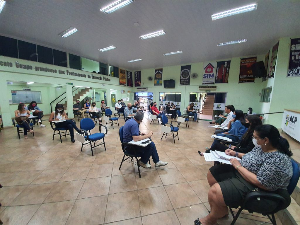 ACP promove reunião para definir regras da rodada de entrevistas com candidatos à prefeitura de Campo Grande