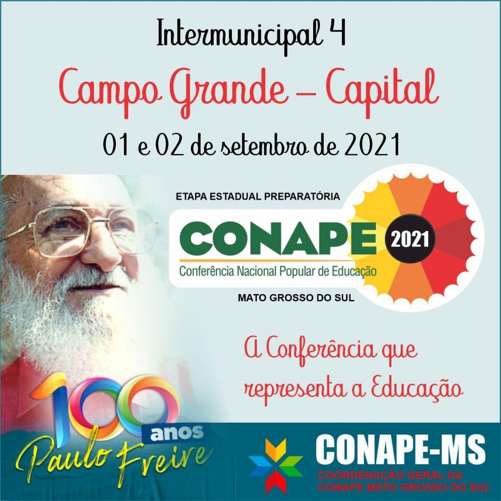 Etapa preparatória da CONAPE 2021 começa nesta quarta-feira
